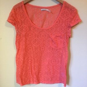 Urban Outfitters Peach Top